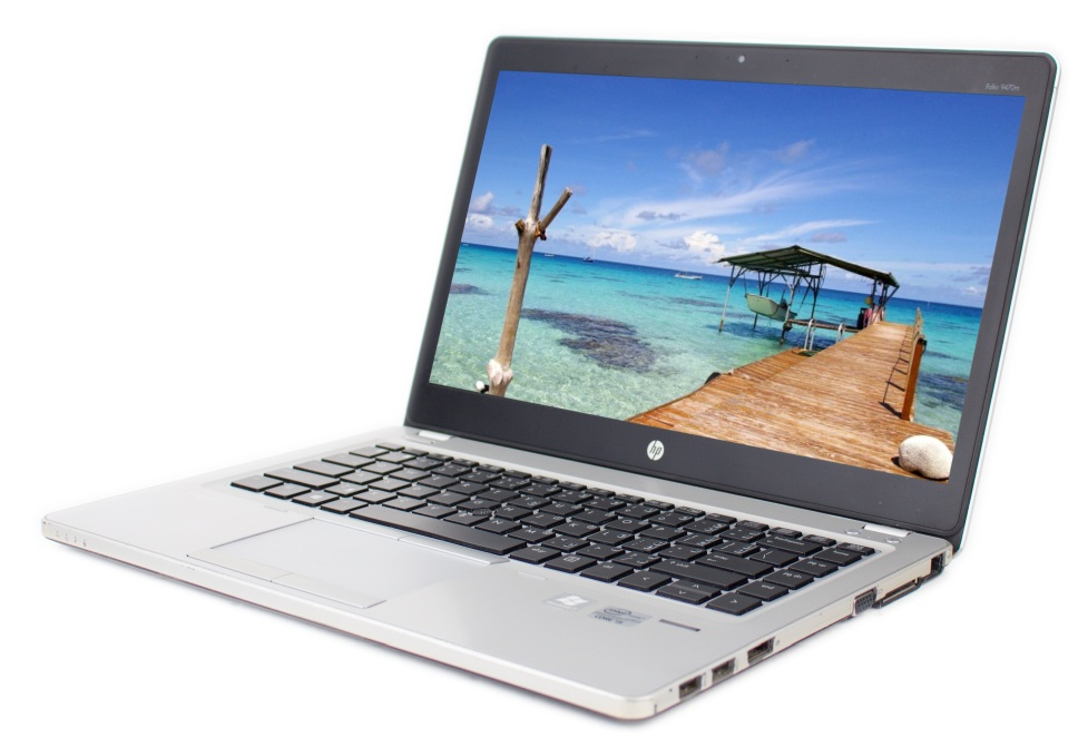 HP EliteBook Folio 9470M SSD 256 nová baterie