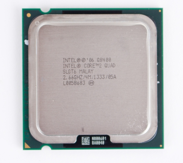 Intel Core 2 Duo Q8400 SLGT6 2,66 GHz Malay
