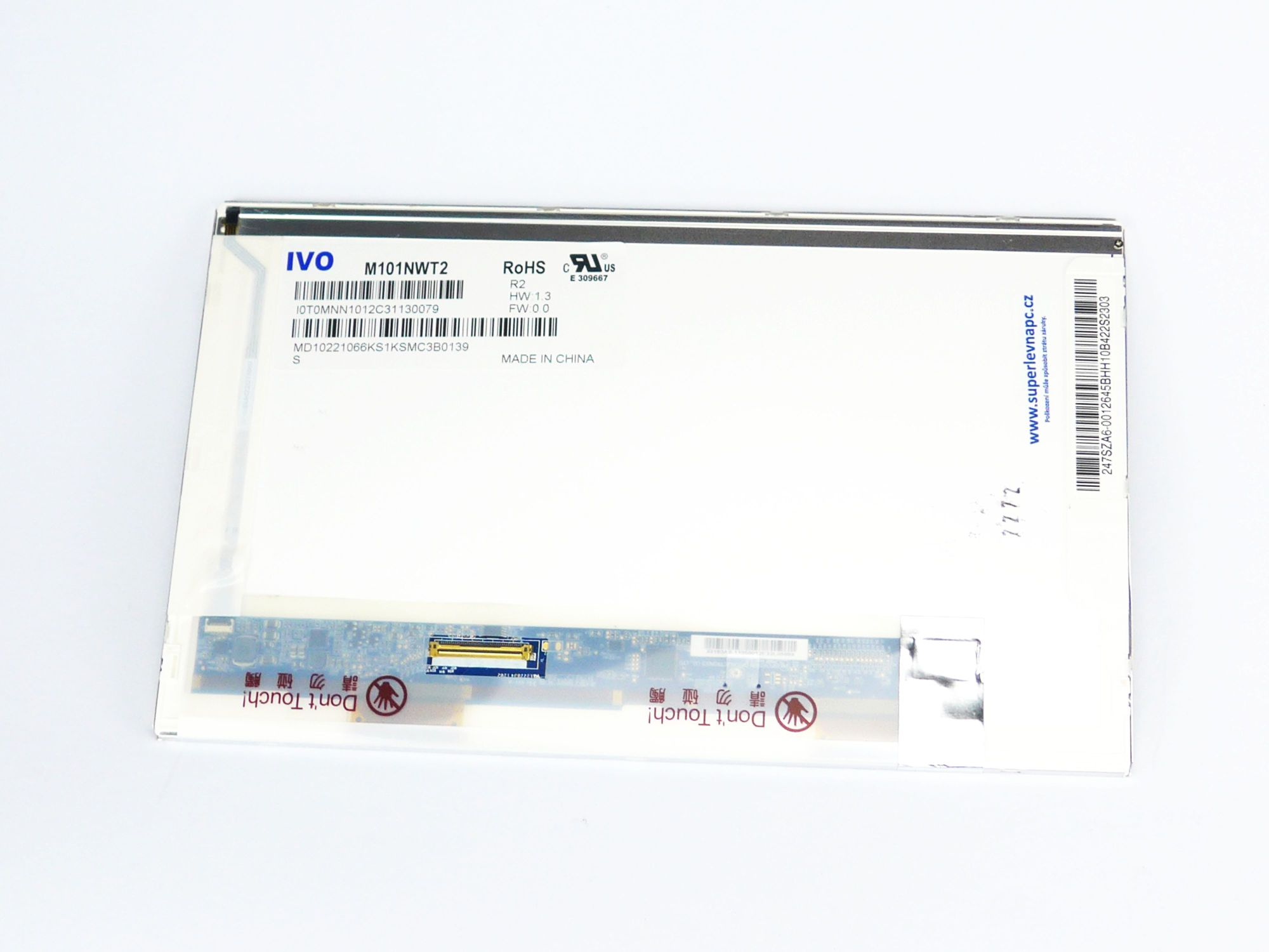 LCD Display HP 2530p B121EW09