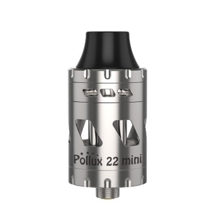 Vapwiz Pollux 22 Mini Clearomizer Silver 2ml