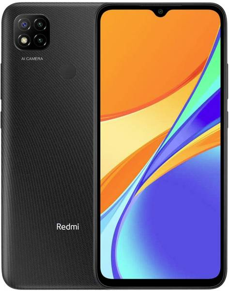Xiaomi Redmi 9C 3GB/64GB, Midnight Gray
